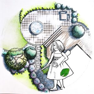 ландшафтное проектирование и дизайн